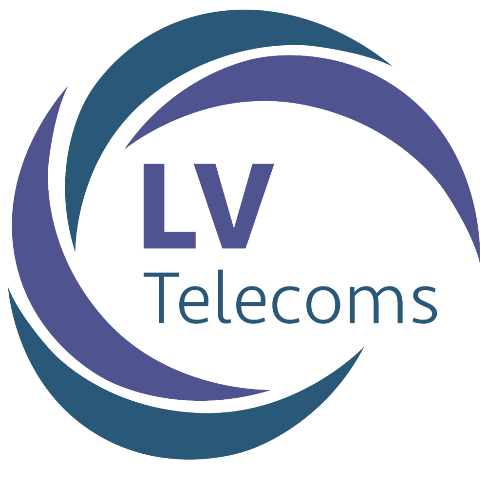 LV Telecoms – Business Solutions Logo